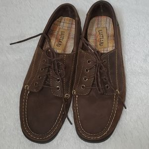 Eastland Leather Front Laced Shoes